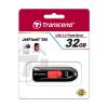 USB Флешка 32Gb Transcend JetFlash 590, Black-Red