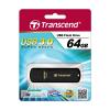 USB Флешка 64Gb Transcend JetFlash 700, USB 3.0, Black