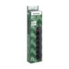 Сетевой фильтр Defender DFS-151, 6 розеток, 1.8м, White