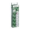Сетевой фильтр Defender DFS-155, 6 розеток, 5м, White