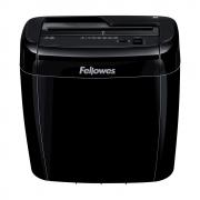 Уничтожитель документов Fellowes PowerShred 36C, Black  (CRC47003)