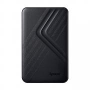 """Внешний жесткий диск 1000Gb 2.5"""", Apacer AC236, Black (AP1TBAC236B-1)"""