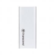 Внешний SSD накопитель 240Gb, Transcend ESD240C, Silver (TS240GESD240C)
