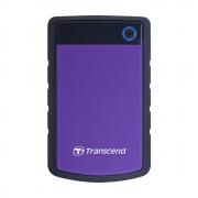 "Внешний жесткий диск 4000Gb 2.5"", Transcend StoreJet 25H3, Black-Violet (TS4TSJ25H3P)"