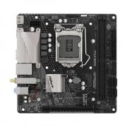 Материнская плата ASRock B460M-ITX/ac, LGA1200 (90-MXBCS0-A0UAYZ)