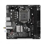 Материнская плата ASRock H410M-ITX/ac, LGA1200 (90-MXBCT0-A0UAYZ)