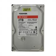 "Жесткий диск HDD 2000 Gb Toshiba P300 (HDWD220UZSVA), 3.5"", 128Mb, SATA III"