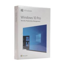 Microsoft Windows 10 Professional, 32-bit/64-bit, USB