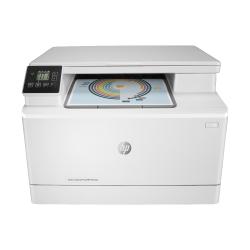 МФУ лазерный HP Color LaserJet Pro MFP M182n (7KW54A)