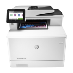 МФУ лазерный HP Color LaserJet Pro M479fdw (W1A80A)