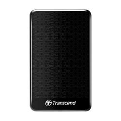Внешний жесткий диск 1000Gb 2.5 , Transcend StoreJet 25A3, Black (TS1TSJ25A3K)