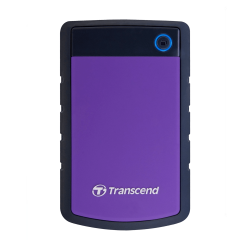 Внешний жесткий диск 1000Gb 2.5 , Transcend StoreJet 25H3, Violet (TS1TSJ25H3P)