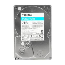 """Жесткий диск HDD 2000 Gb Toshiba V300 (HDWU120UZSVA), 3.5"""", 64Mb, SATA III"""
