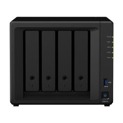 Сетевой накопитель Synology DiskStation DS418, без дисков