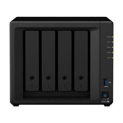 Сетевой накопитель Synology DiskStation DS420+, без дисков