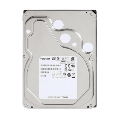 "Жесткий диск HDD 6000 Gb Toshiba Enterprise Capacity MG04A, 3.5"", 128Mb, SATA III"