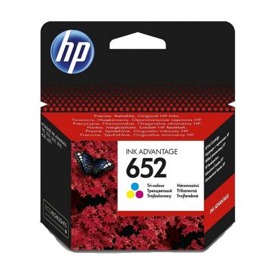 Картридж HP F6V24AE No 652, Color